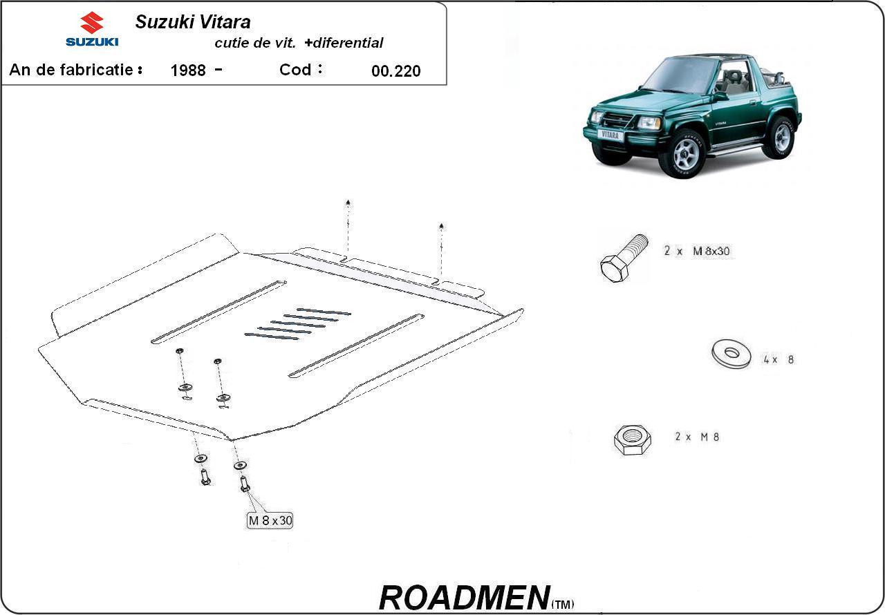 motor cu scut Suzuki - Vitara