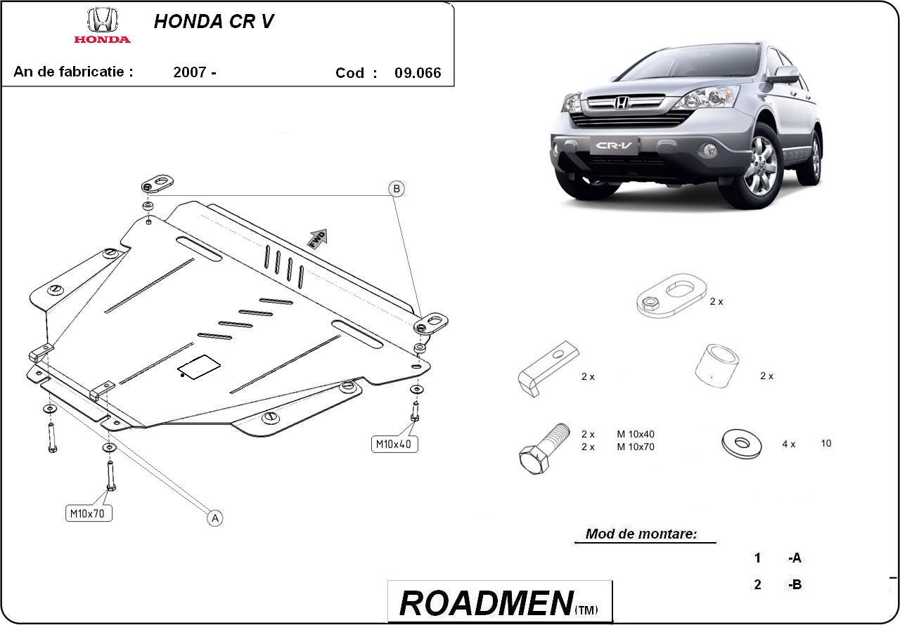 motor cu scut Honda - CRV