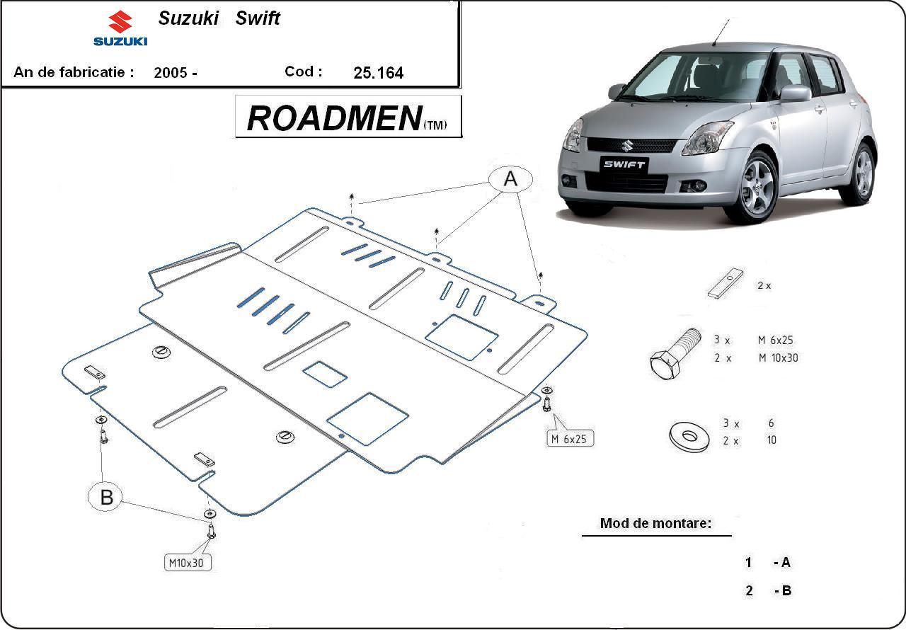 motor cu scut Suzuki - Swift