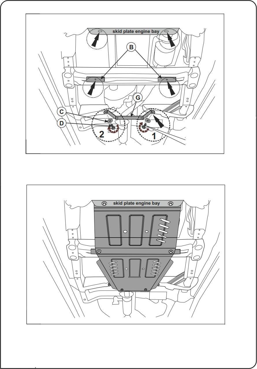 motor fără scut Suzuki - Grand Vitara