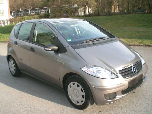 Mercedes - A classe 2