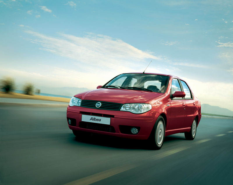 Fiat - Albea
