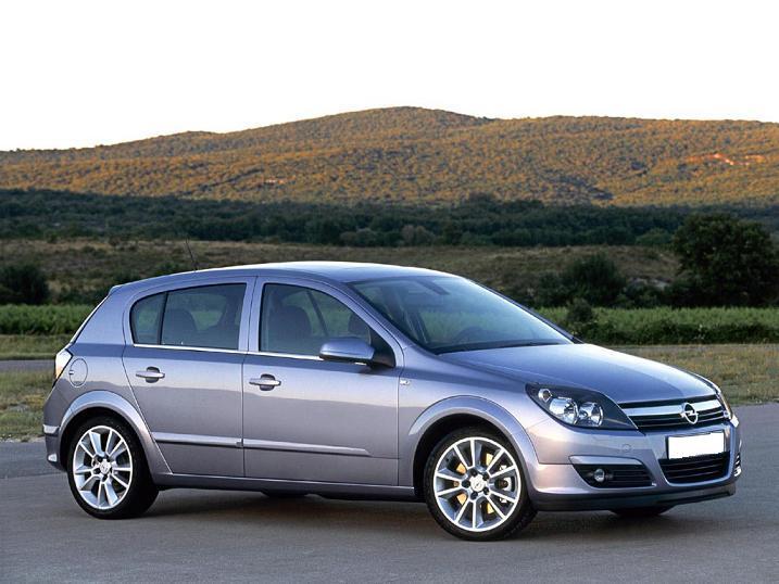 Opel - Astra H