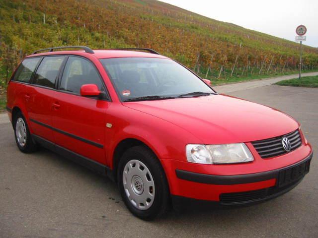Volkswagen - Passat b5