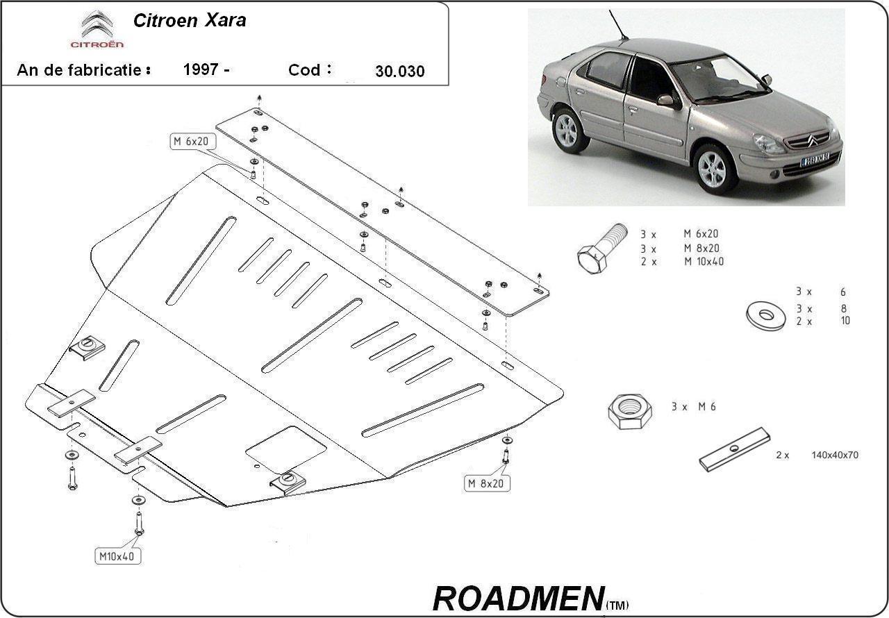 motor cu scut Citroen - Xsara