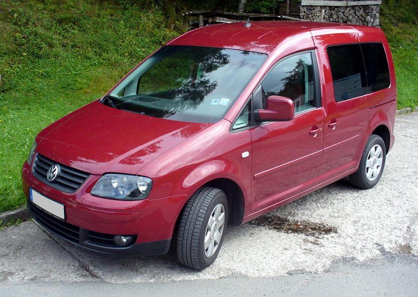 Volkswagen - Caddy II
