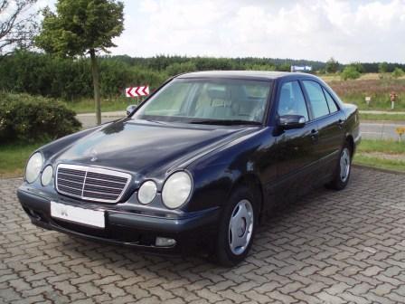 Mercedes - E classe/W 210