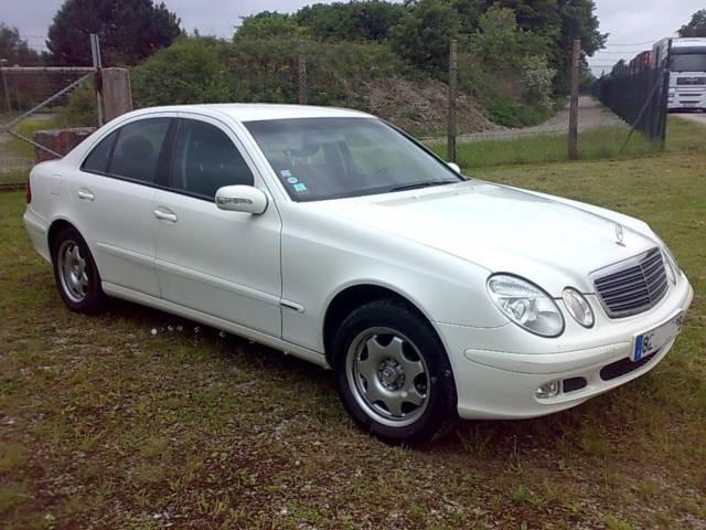 Mercedes - E-classe W 211