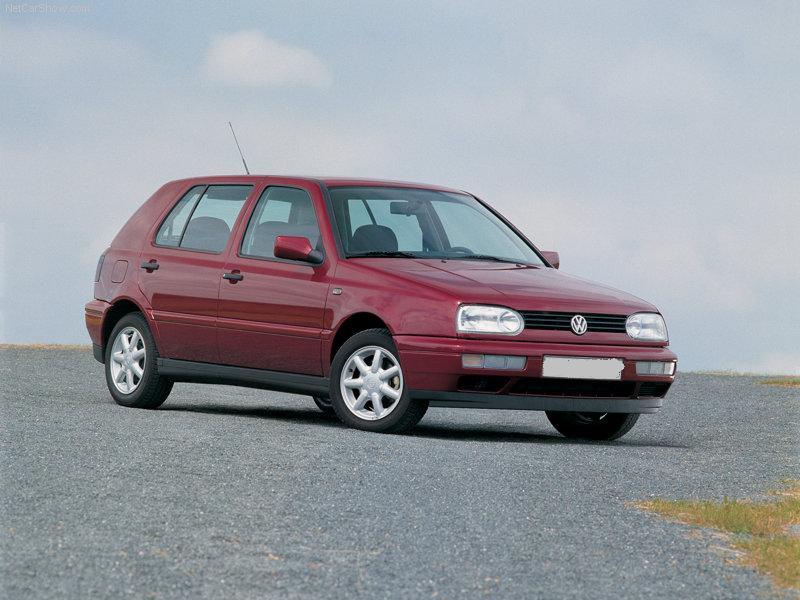 Volkswagen - Golf III