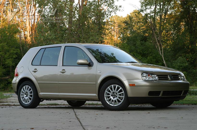 Volkswagen - Golf IV