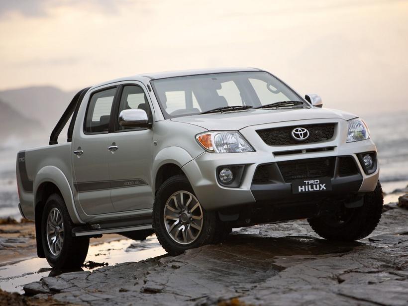 Toyota - Hilux II