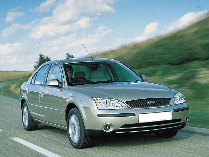 Ford - Mondeo II
