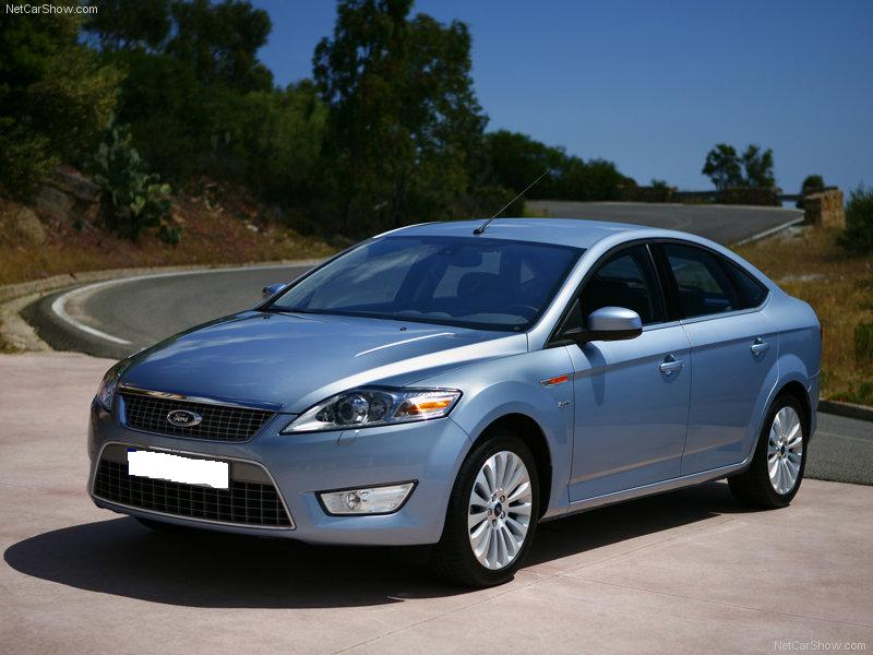 Ford - Mondeo III