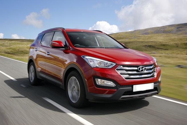 Hyundai - Santa Fe new