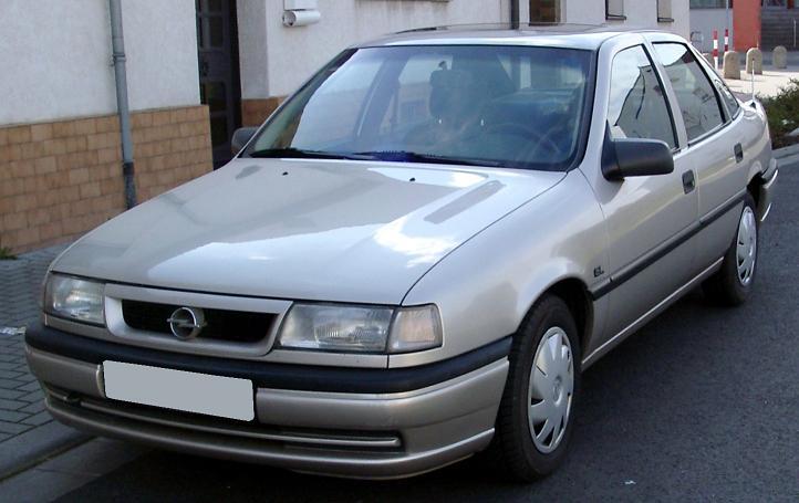 Opel - Vectra A