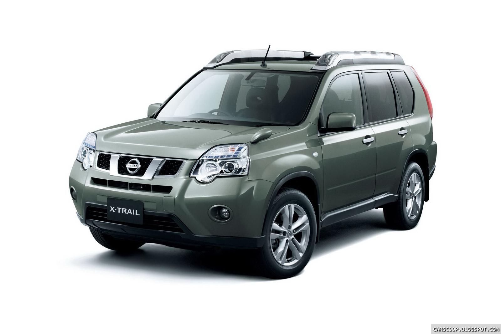 Nissan - X-Trail II