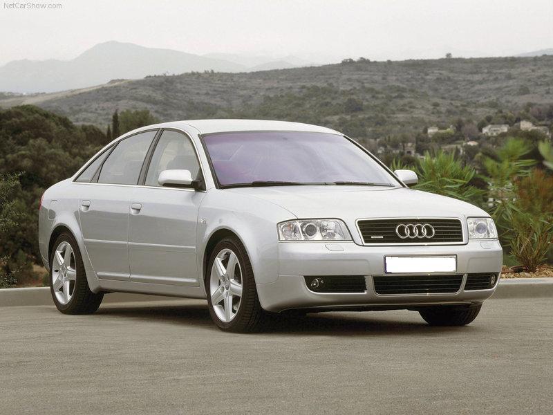 Audi - A6/cutie manuala