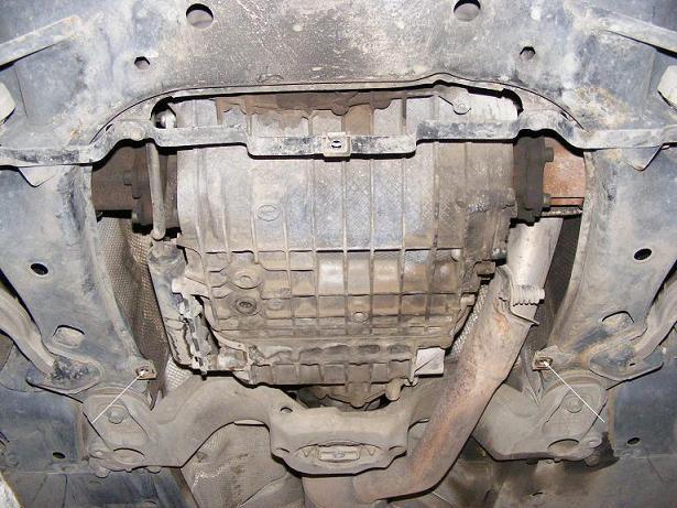 motor fără scut Audi - A4/cutie automata
