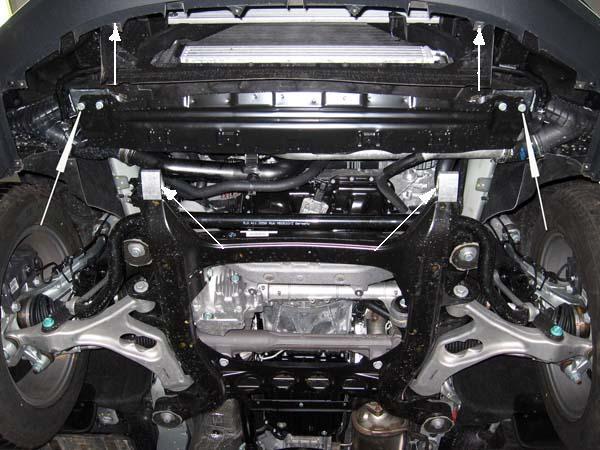 motor fără scut Audi - Q7