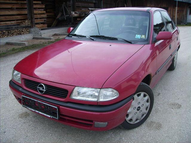 Opel - Astra F