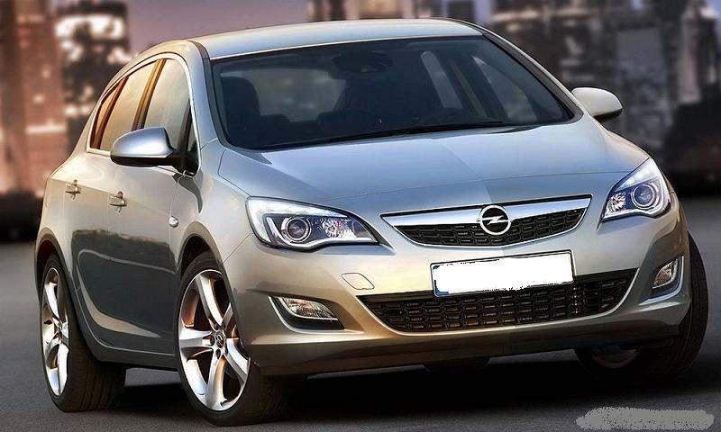 Opel - Astra i