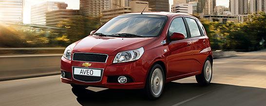 Chevrolet - Aveo II