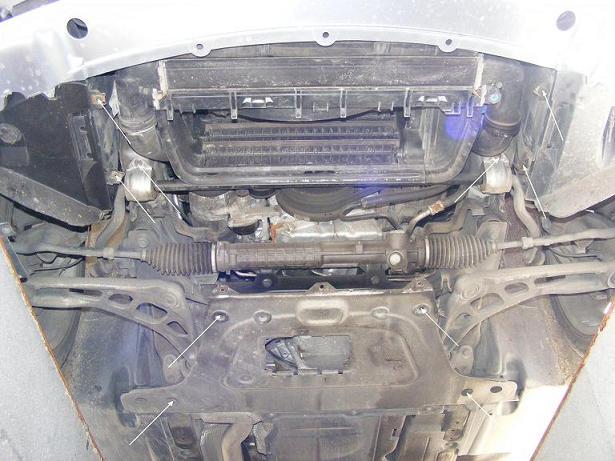 motor fără scut BMV - Seria3