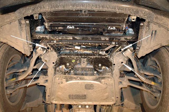 motor fără scut BMV - X3