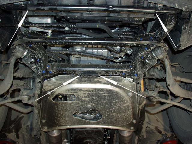 motor fără scut BMV - X5