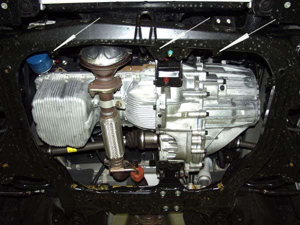 motor fără scut Kia - Pro Ceed