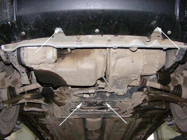 motor fără scut Citroen - Berlingo