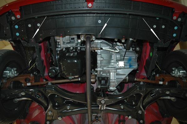 motor fără scut Citroen - C1