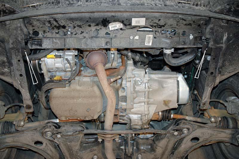motor fără scut Citroen - C2