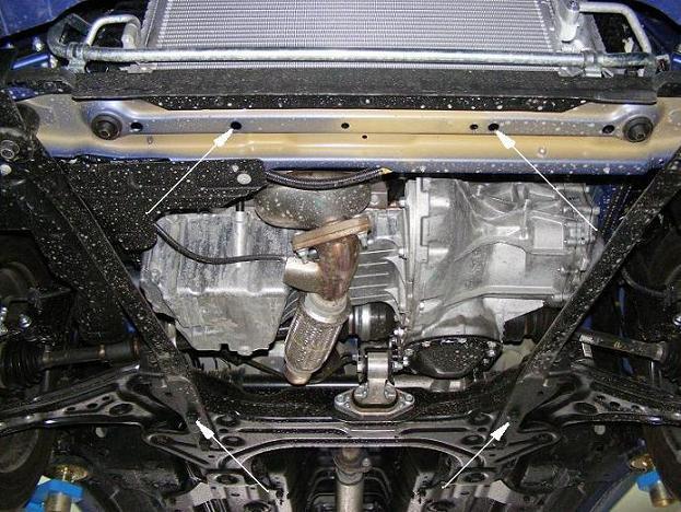 motor fără scut Chevrolet - Aveo II