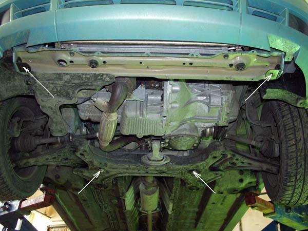 motor fără scut Chevrolet - Kalos