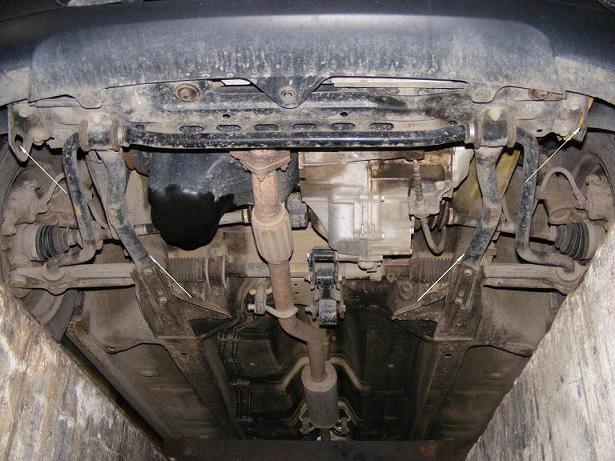 motor fără scut Chevrolet - Spark