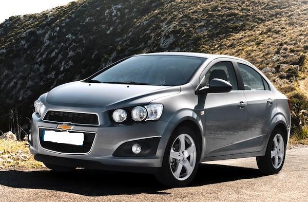 Chevrolet - Aveo new