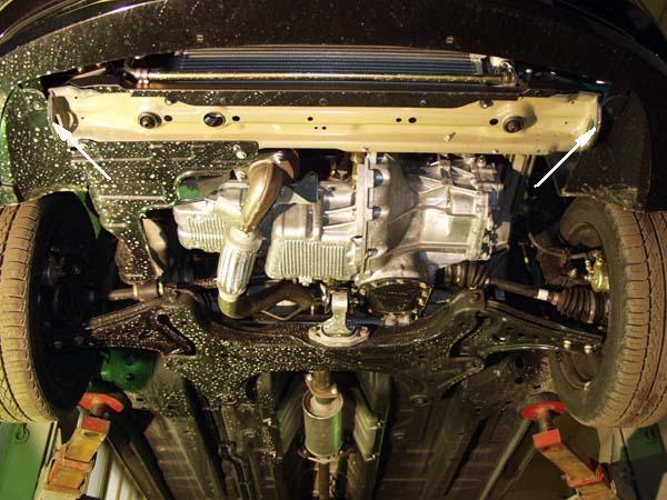 motor fără scut Chevrolet - Aveo