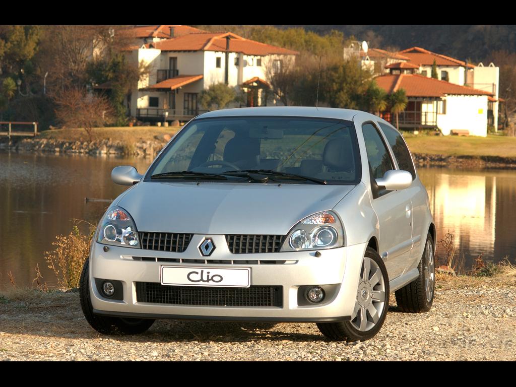 Renault - Clio Simbol