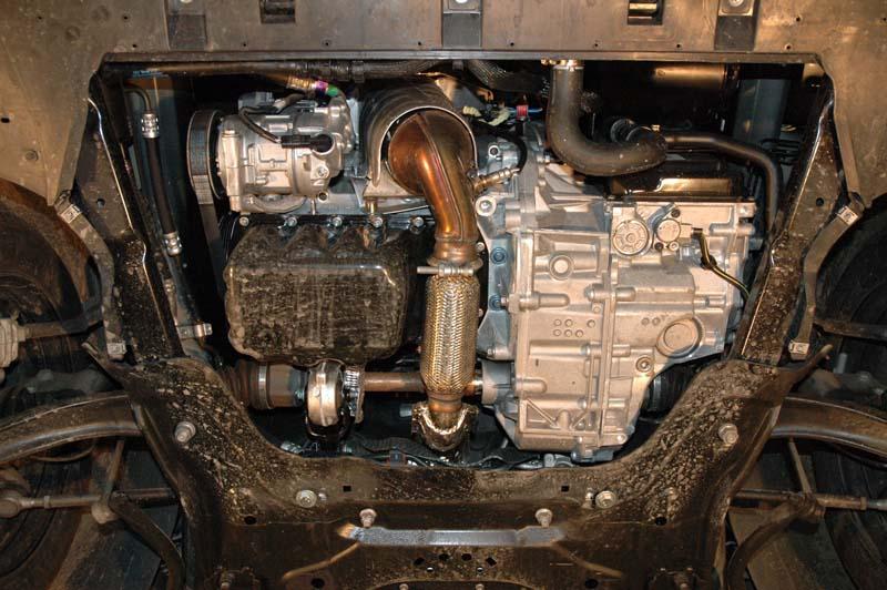 motor fără scut Citroen - C4 picasso