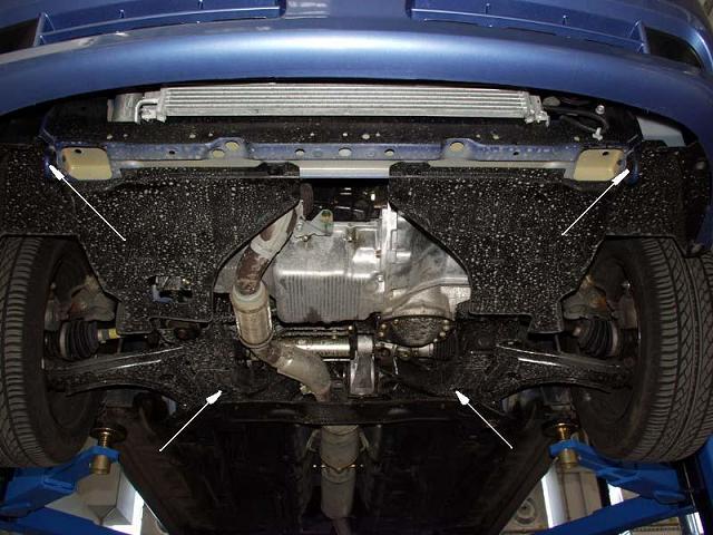 motor fără scut Daewoo - Nubira II