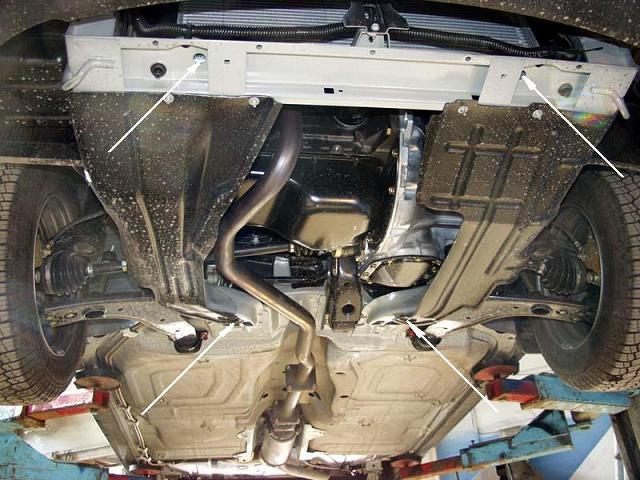 motor fără scut Daewoo - Cielo
