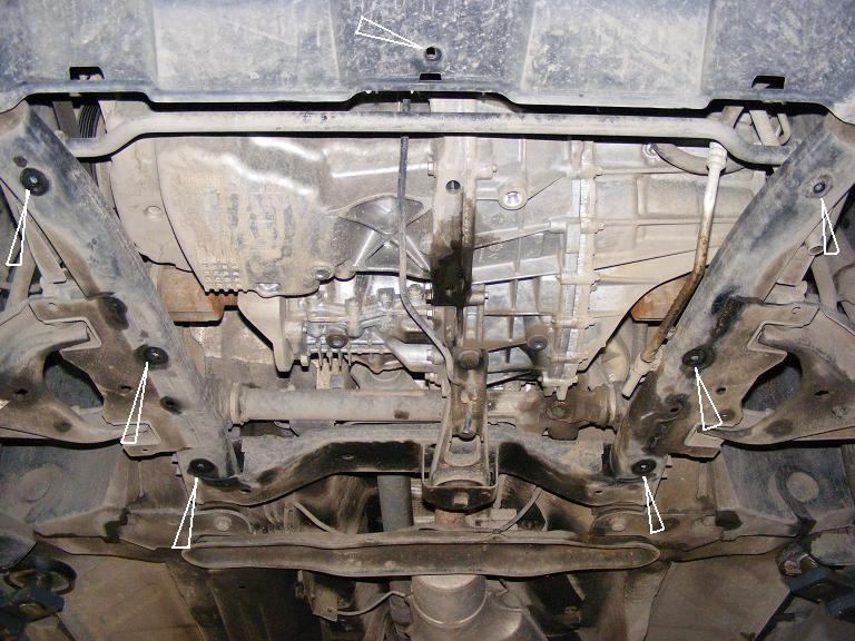 motor fără scut Dacia - Duster