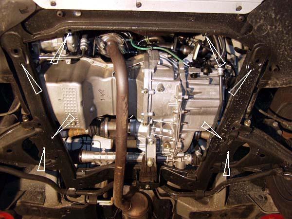motor fără scut Dacia - Logan