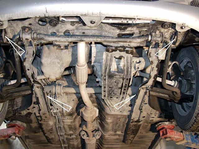 motor fără scut Daewoo - Matiz