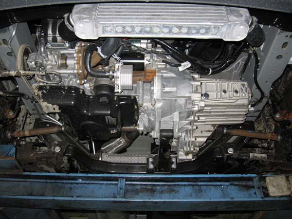 motor fără scut Ford - Transit Custom