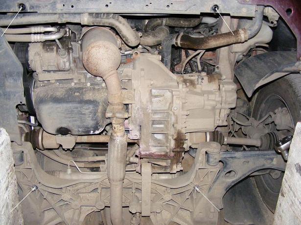 motor fără scut Fiat - Linea
