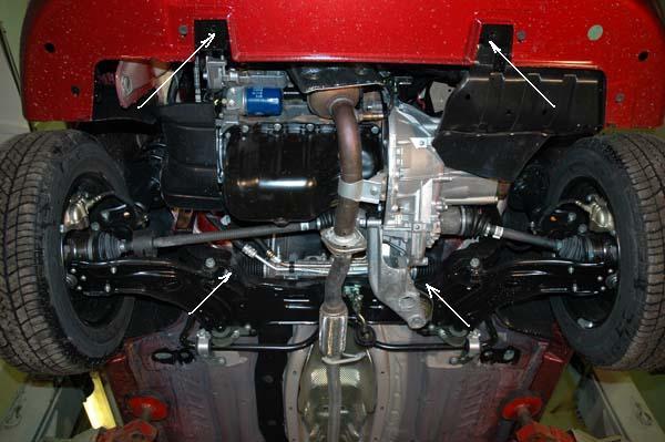 motor fără scut Fiat - Albea