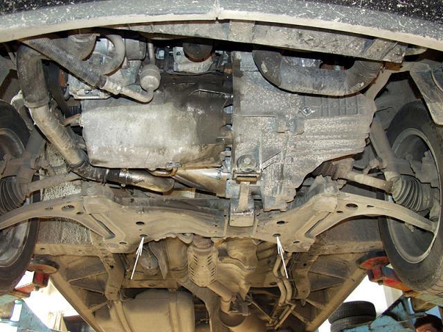 motor fără scut Ford - Galaxy