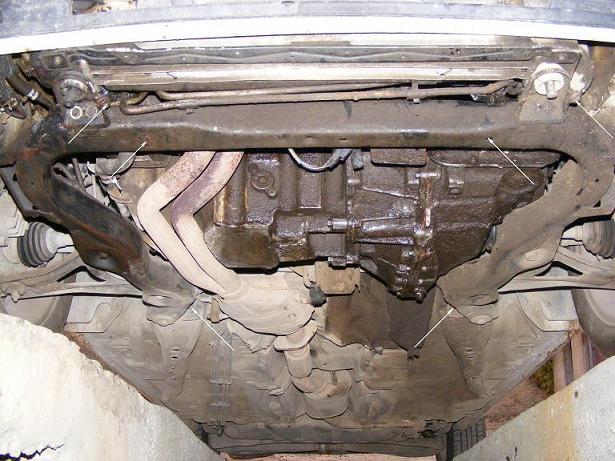 motor fără scut Ford - Mondeo